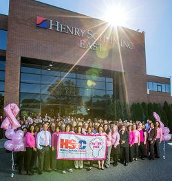 "Henry Schein Invites the Industry to ""Think Pink, Practice Pink"""