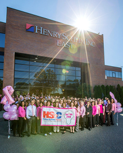 """Henry Schein Invites the Industry to """"Think Pink, Practice Pink"""""""