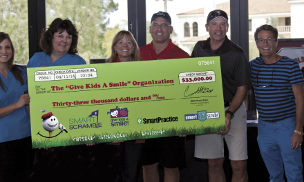 SmartPractice Raises $33K at Annual SmartScramble Charity Golf Event