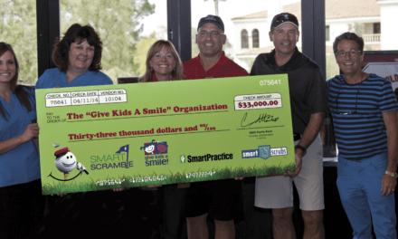 SmartPractice Raises $33K at Annual SmartScramble Charity Golf Event