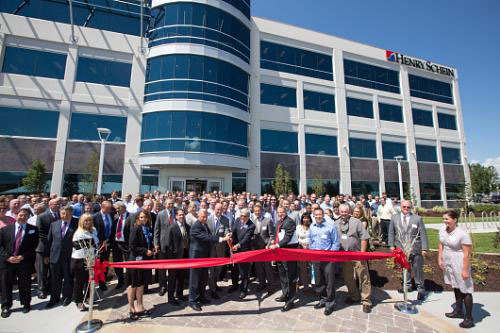 Henry Schein Practice Solutions Opens New Utah Headquarters