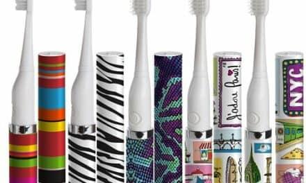 Violife Slim Sonics Offer Stylish Toothbrush Prints
