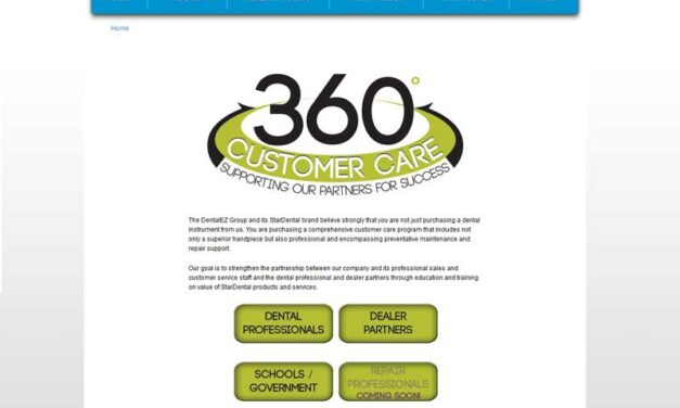DentalEZ Introduces 360° Customer Care Program