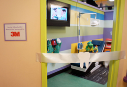 3M Unitek Provides Grant for Children's Museum Dental Exhibit