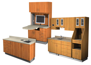 DentalEZ Expands NextGen Cabinets Line