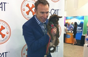i-CAT Raises $3,000 for Animal Rescue Group at AAO Annual Session