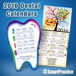 SmartPractice Offers 2016 Practice Giveaway Calendars