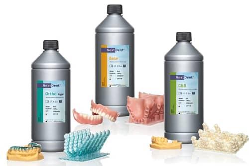 Vertex-Dental BV Introduces Class IIa 3D Printing Materials