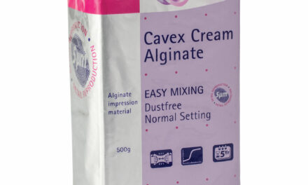 Practicon Offers Cavex Cream Alginate