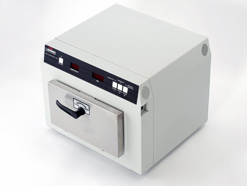 CPAC COX RapidHeat Sterilizer Features FDA-Cleared Rapid Cycles