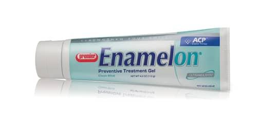 Premier Dental Products Offers Enamelon Preventative Treatment Gel