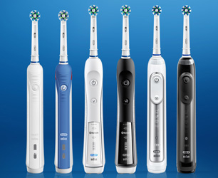 Oral-B Power Toothbrushes Receive ADA Seal of Acceptance