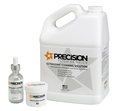 Precision Plier Service Launches New Line of Instrument Care Products