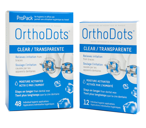 OrthoEssentials Includes OrthoDots Clear on Latest Patient Care Distribution List