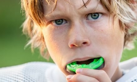 New Survey Finds Mouth Guard Usage by Children in Many Sports Lacking
