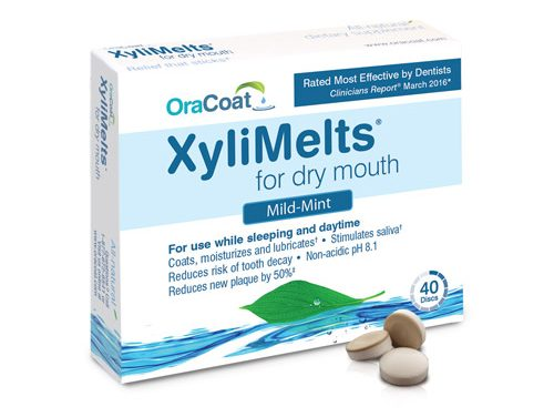 Study Finds OraCoat XyliMelts Effective at Reducing GERD Symptoms