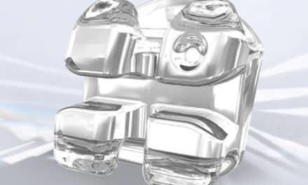 Dentsply Sirona Unveils Ovation S Polysapphire Clear Bracket