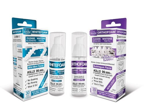 EverSmile Releases Cleaning and Whitening Products Designed for Orthodontic Patients