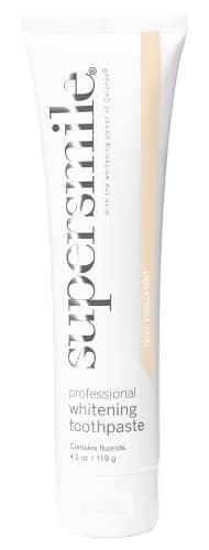 Supersmile Releases Tahiti Vanilla Mint Professional Whitening Toothpaste
