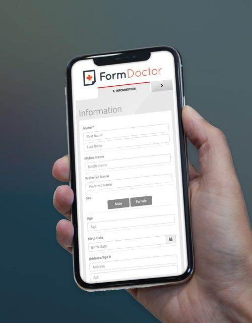 FormDoctor Launches Digital Patient Intake Forms