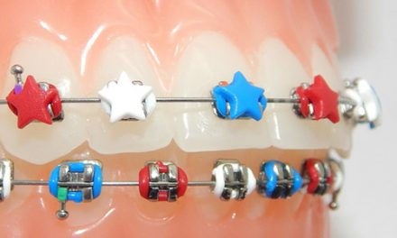 G&H Orthodontics Offers Red, White, and Blue Stars DesignerTies
