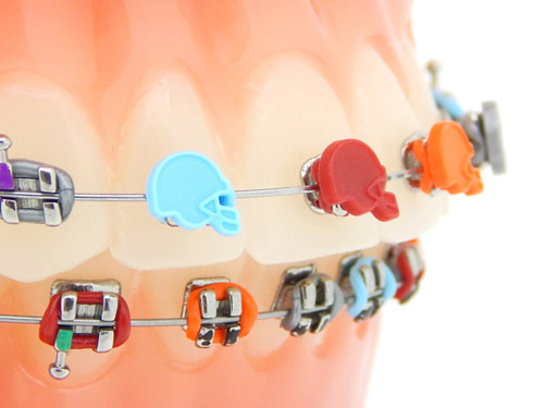G&H Orthodontics Introduces Football Helmet DesignerTies