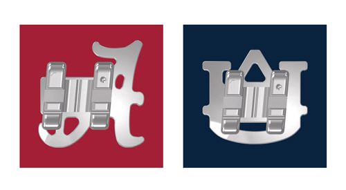 WildSmiles Expands Mascot Braces with Alabama and Auburn University