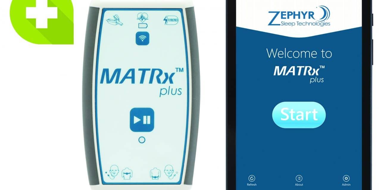 Dentsply Sirona and Zephyr Sleep Technologies Present Simple Sleep Solution