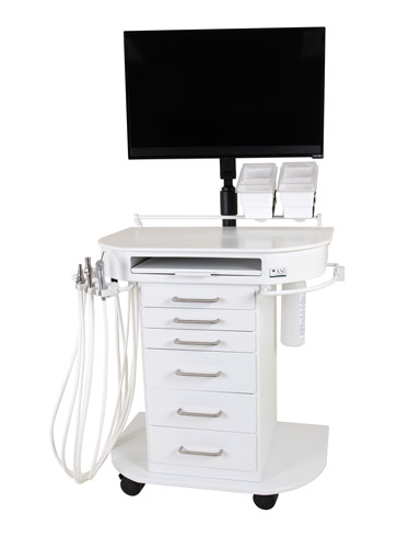 ASI Dental Introduces Freedom Assistant Cart