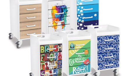 Practicon Introduces Six New Exclusive Cart Designs