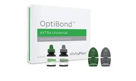 KaVo Kerr Introduces OptiBond eXTRa Universal Bonding Agent