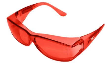 Palmero Introduces Safety Eyewear Options for Protection During Bonding Procedures