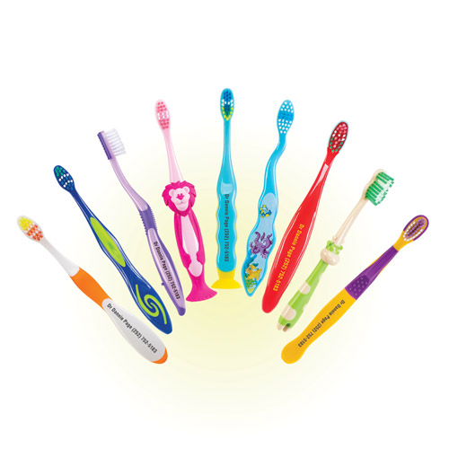 Practicon Expands Children's Toothbrushes Product Line