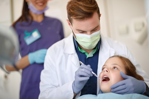 Study Sets Out New Findings on Timing of Children's Teeth Develop