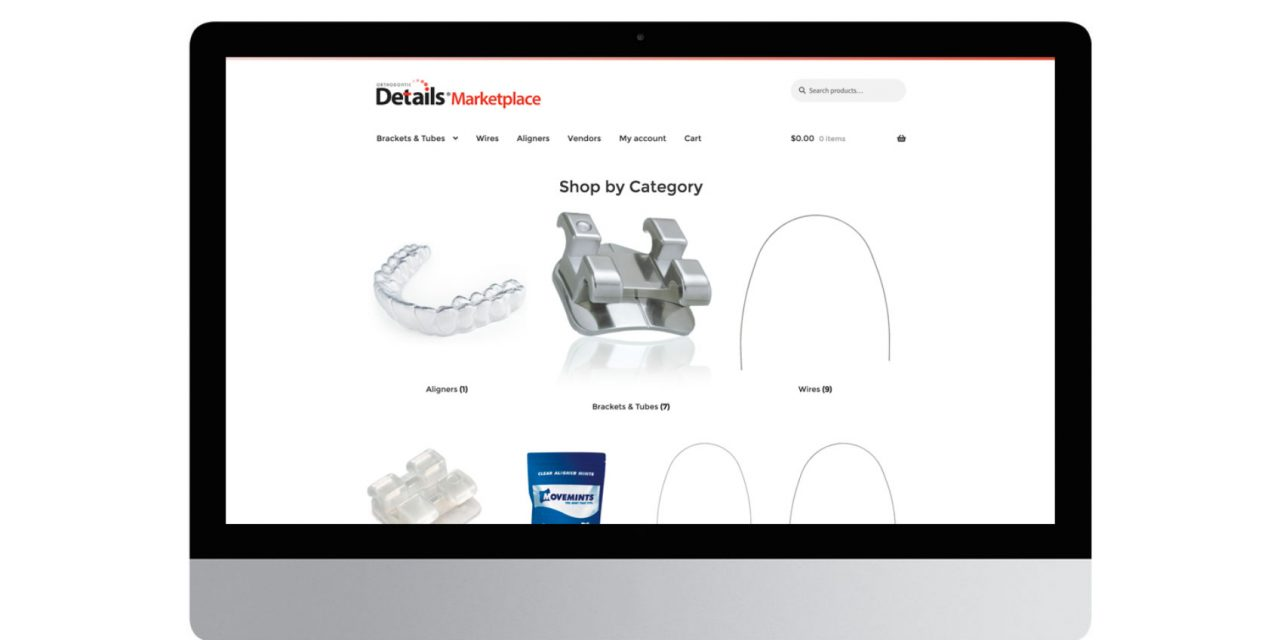 Orthodontic Products and Details Marketplace Announce Strategic Partnership