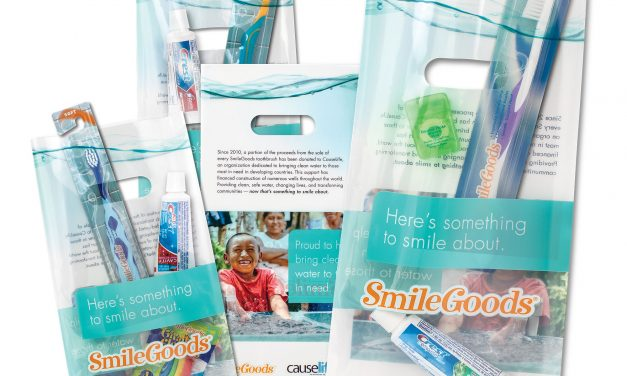 Pre-Filled Patient Hygiene Paks Available from Practicon