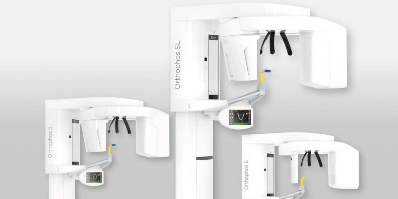 Dentsply Sirona Unveils New Generation of Orthophos X-ray Units