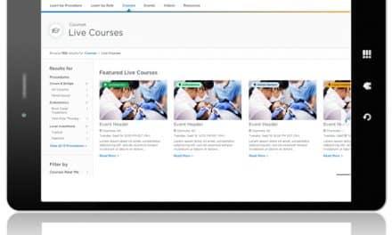 New Dentsply Sirona Website Broadens Digital Education for Orthodontists