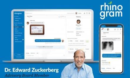Dr Edward Zuckerberg Joins Rhinogram's Advisory Board