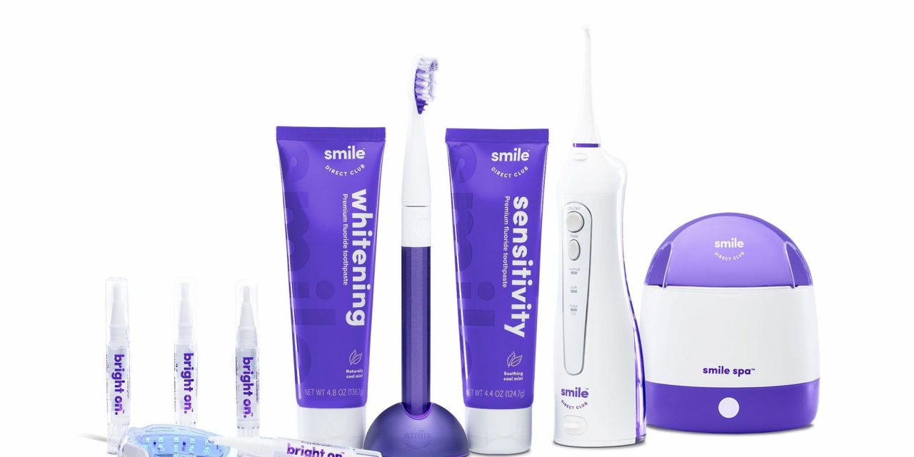 SmileDirectClub Launches Oral Care Product Line Exclusively at Walmart