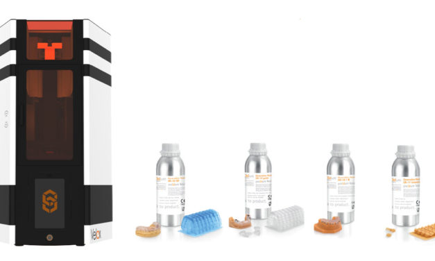 Structo, Pro3dure Partnership Adds New Range of Dental 3D Printing Material Options
