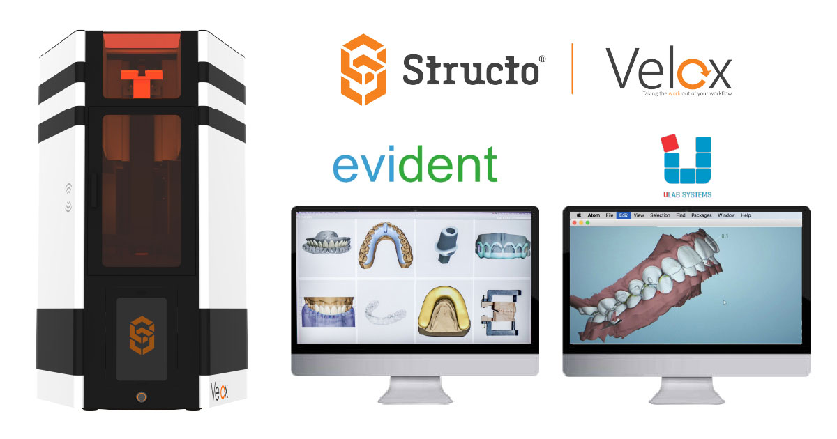 Structo Partners with uLab and evident