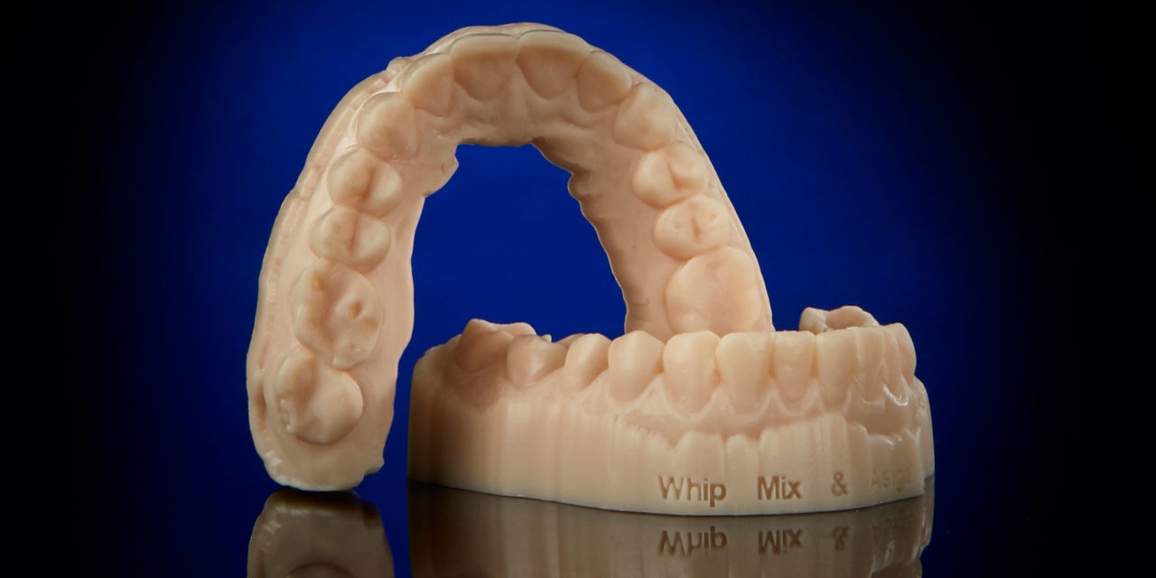 Latest Generation of Whip Mix's VeriModel OS Ivory 3D Print Resin Available