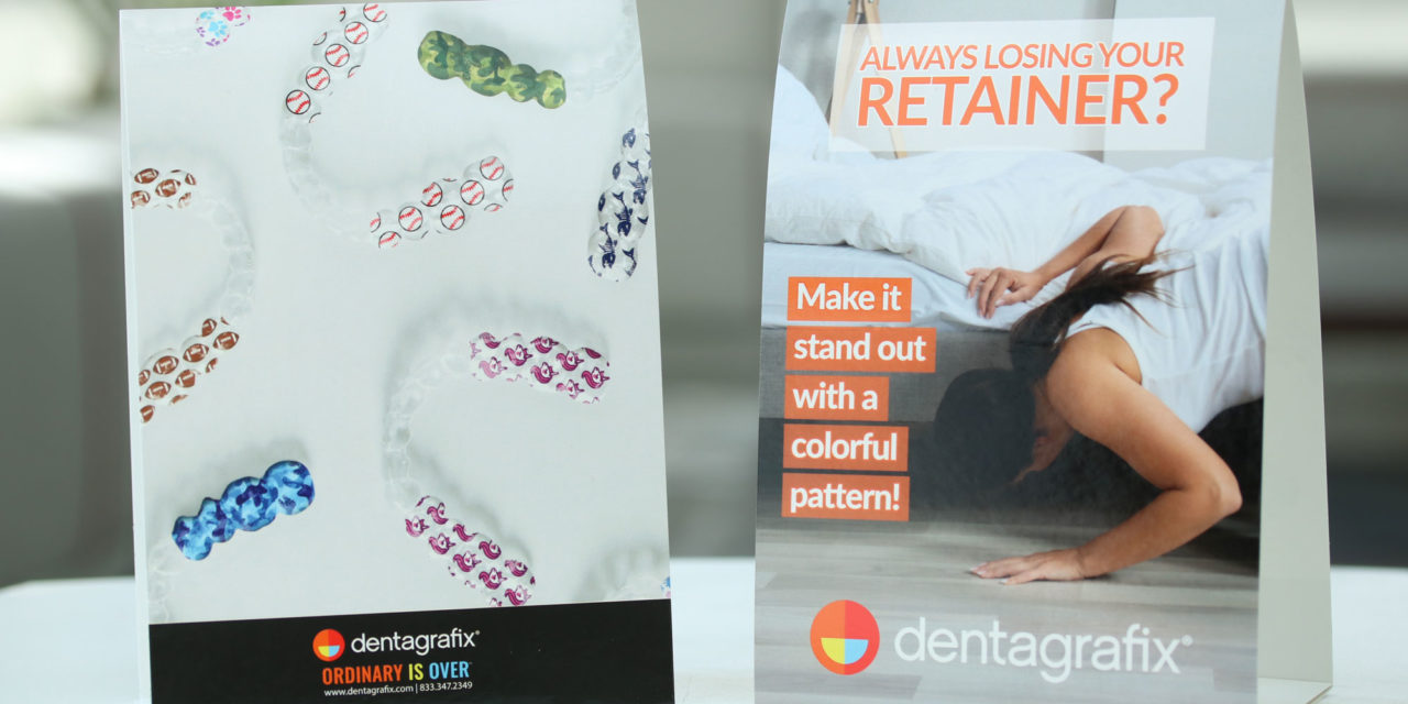 Dentagrafix Introduces Colorful Thermoformable Plastic Material for Retainers and Aligners