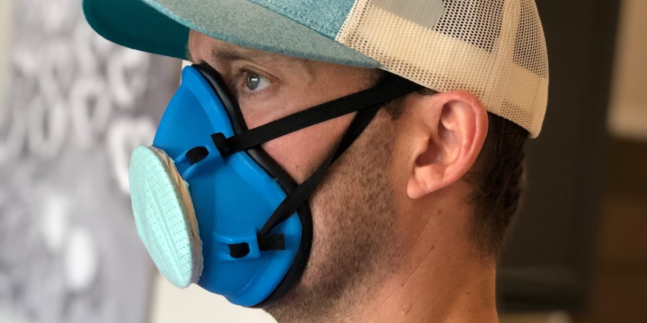 Georgia Orthodontist Joins 3D-printed Mask Movement to Protect Healthcare Workers