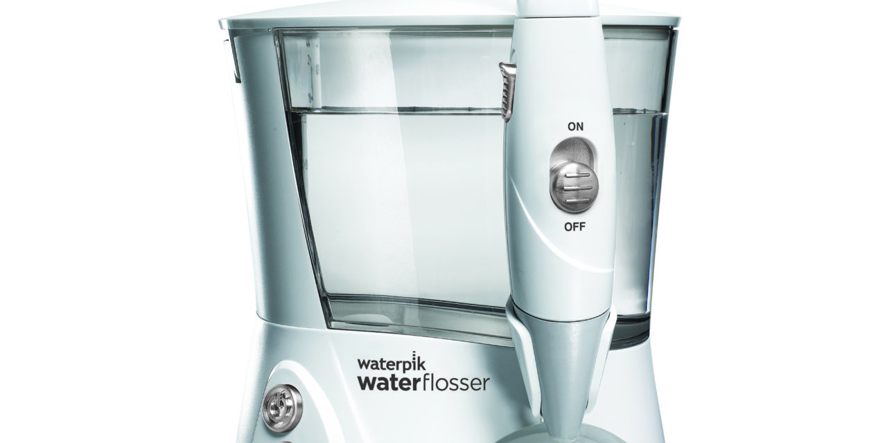 Study Shows Waterpik Water Flossers paired With Power ToothBrush Improves Oral Health
