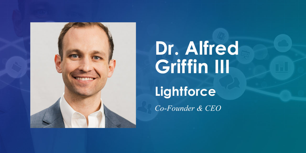 ORTHOTHRIVE SEGMENT FEATURES LIGHTFORCE CEO ALFRED GRIFFIN III, TODAY AT NOON EST