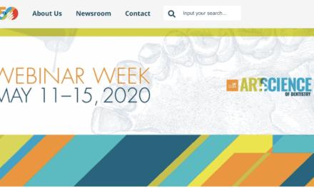 CDA Presents Live Webinar Week, Starting May 11