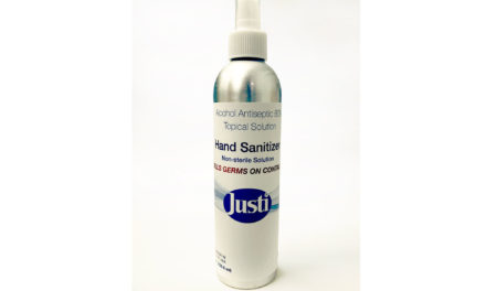 New 80% Ethyl Alcohol Antiseptic Hand Sanitizer Available from American Tooth Industries