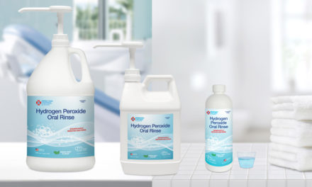New DenMat Hydrogen Peroxide Oral Rinse is Now Available